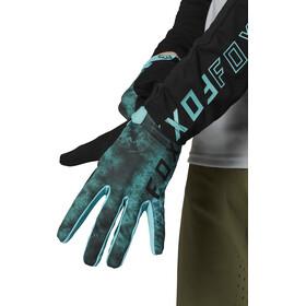 Fox Ranger Gloves Youth, azul/verde